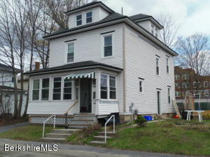 11 Faulkner Place, Pittsfield, MA 01201
