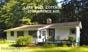 53 Lawrence, New Marlborough, MA 01230
