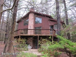 21 Lake Shore, Otis, MA 01253
