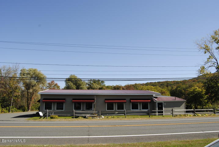 Property located at 287 State Rd Cheshire MA 01225 photo