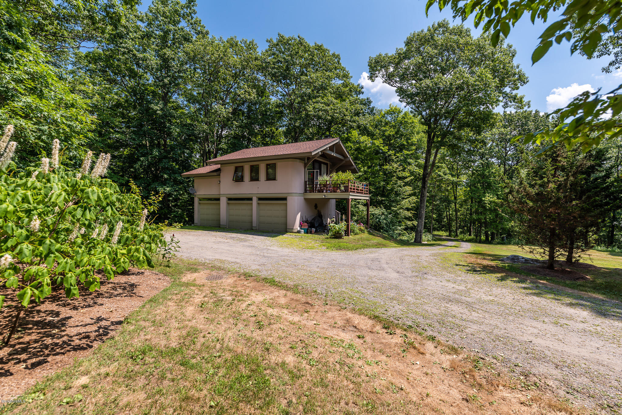 Property located at 263 Hill Rd New Marlborough MA 01230 photo