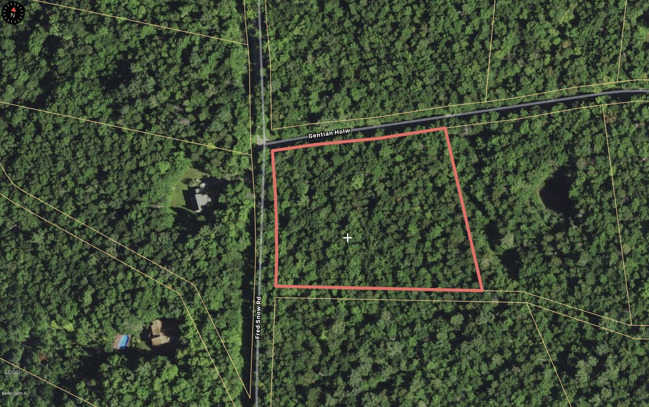 Property located at 0 Gentian Hollow Rd Becket MA 01223 photo