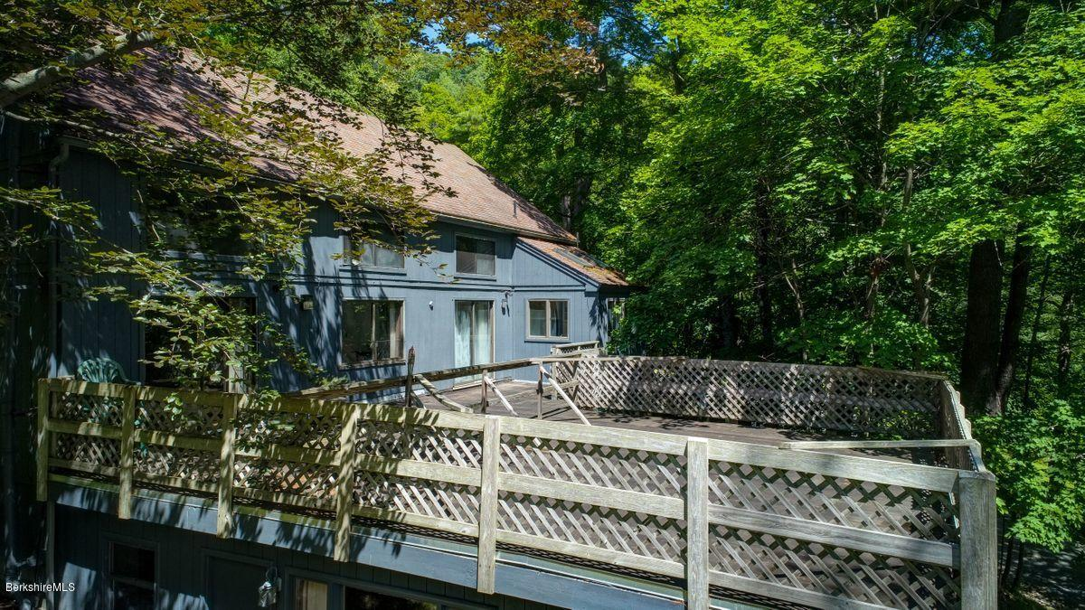 Property located at 79 Reservoir Rd Lenox MA 01240 photo