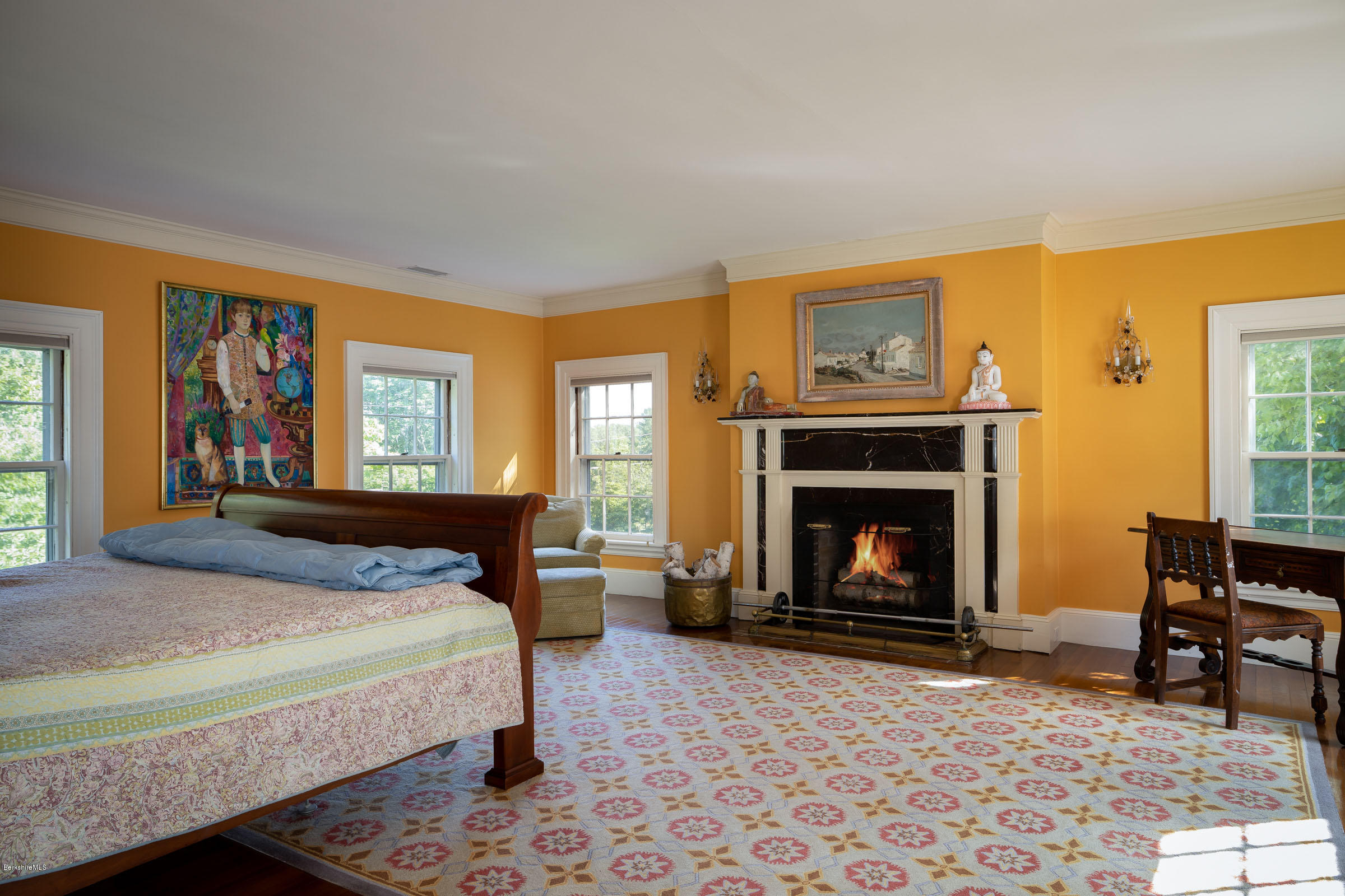 Property located at 119 Under Mountain Rd Lenox MA 01240 photo
