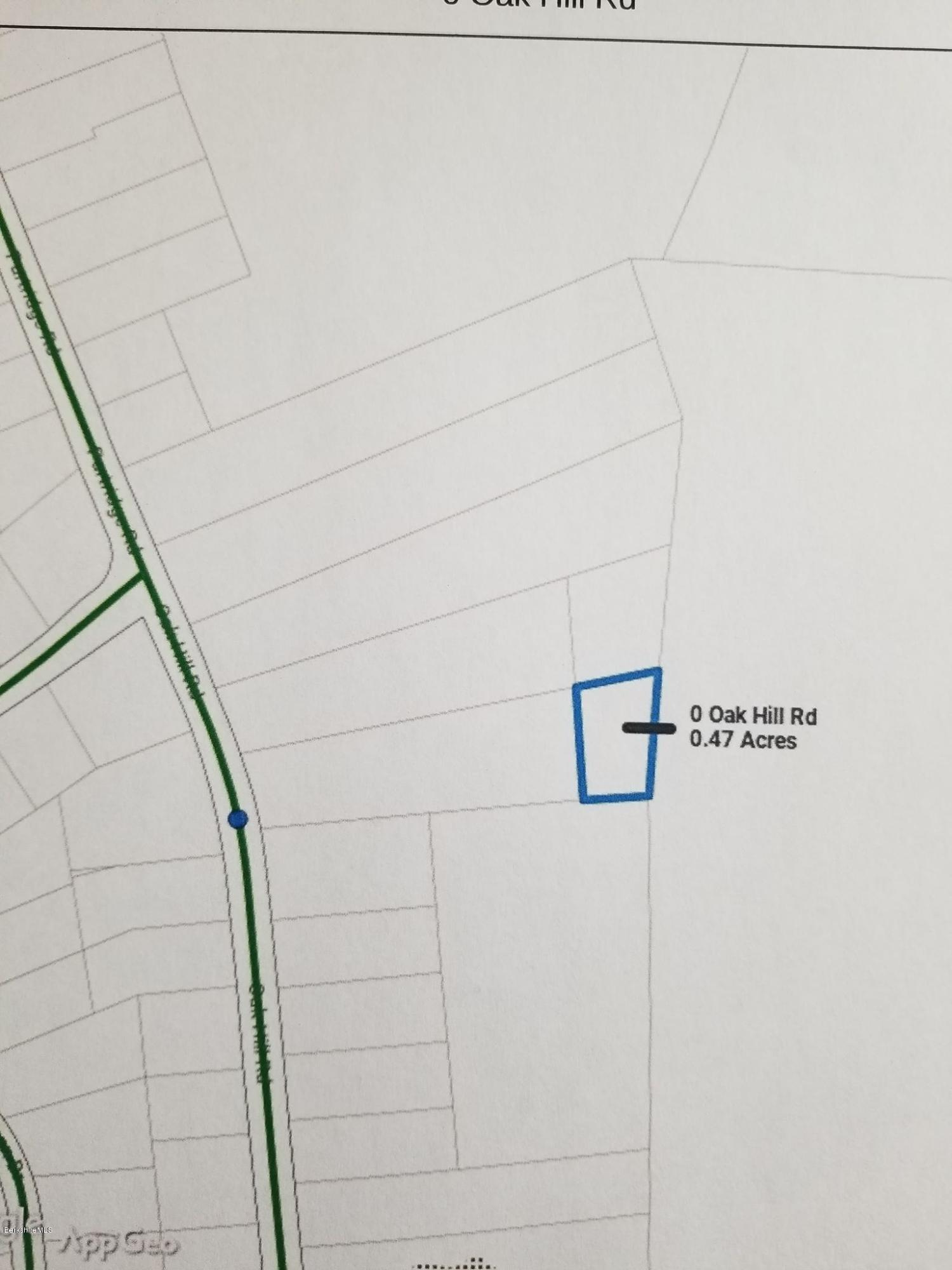 0 Oak Hill Rd Pittsfield MA 01201
