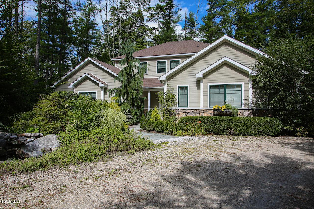 Property located at 2 Brookside Ln Stockbridge MA 01262 photo