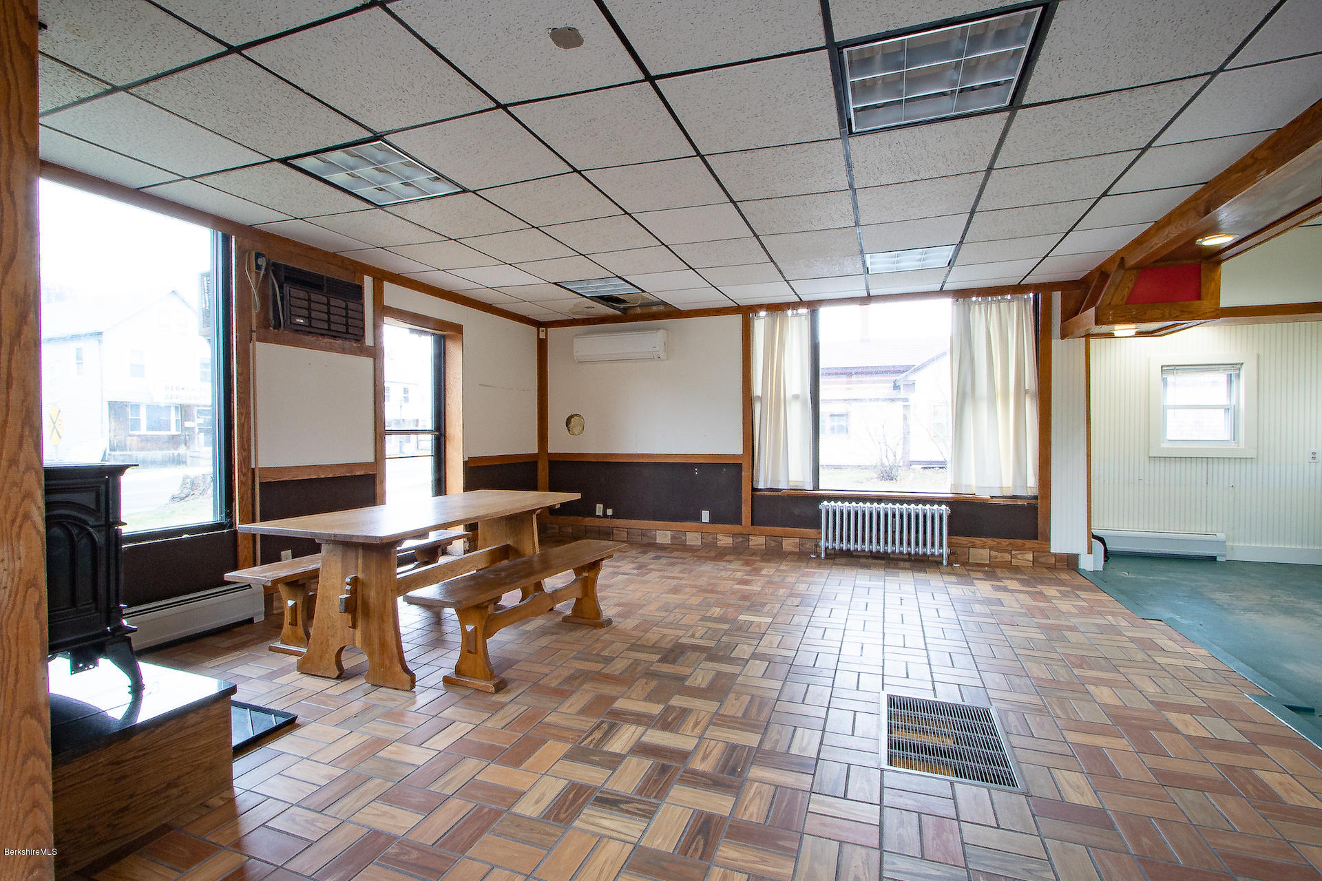 Property located at 50 Center St Lee MA 01238 photo