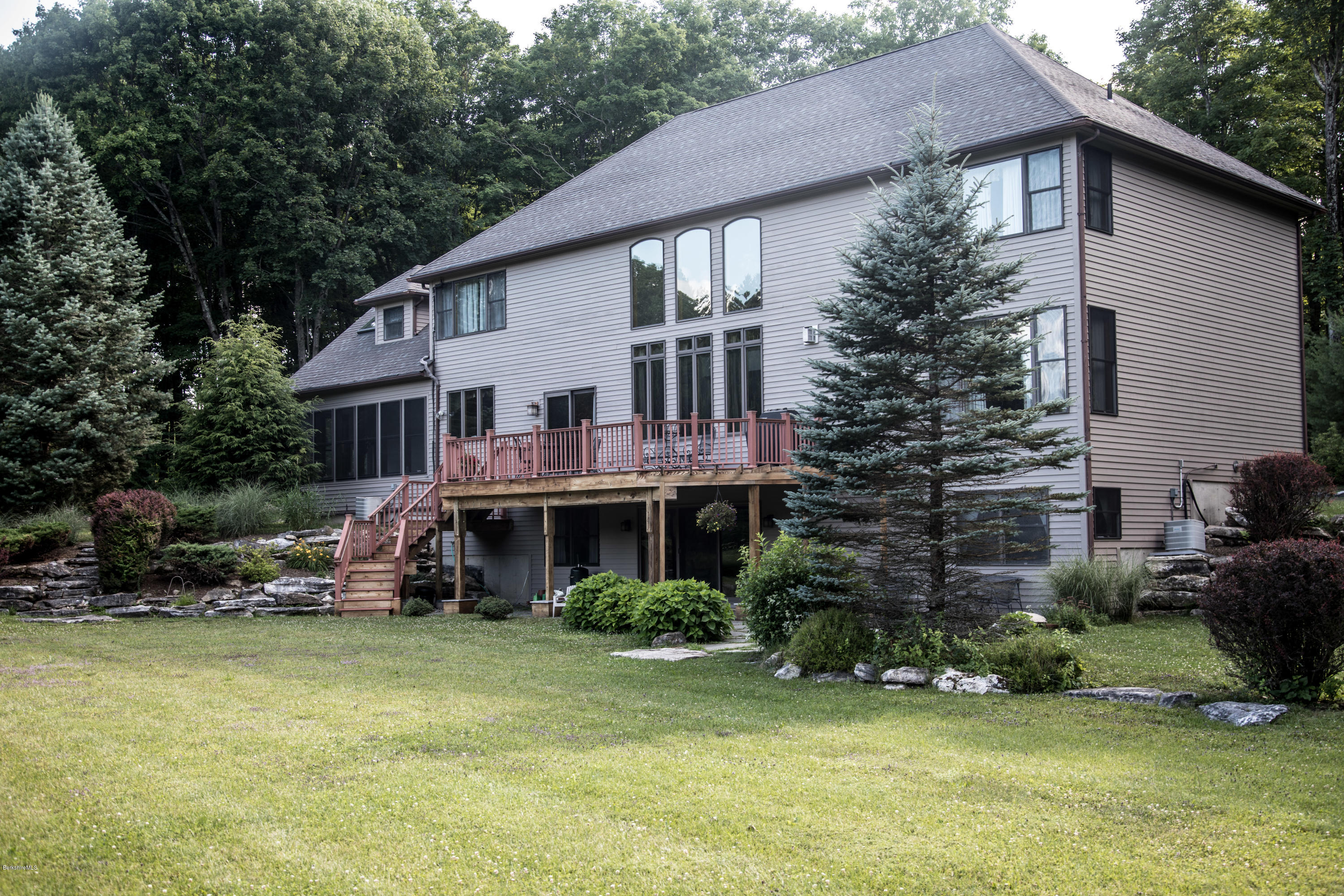 Property located at 3 Bishop Estate Rd Lenox MA 01240 photo