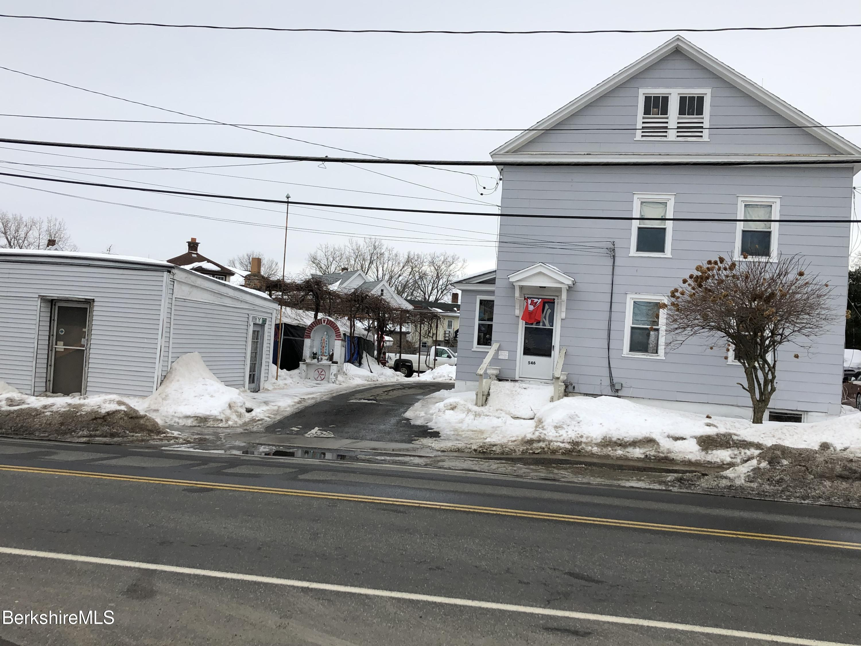 Property located at 546 Fenn St  Pittsfield MA 01201 photo