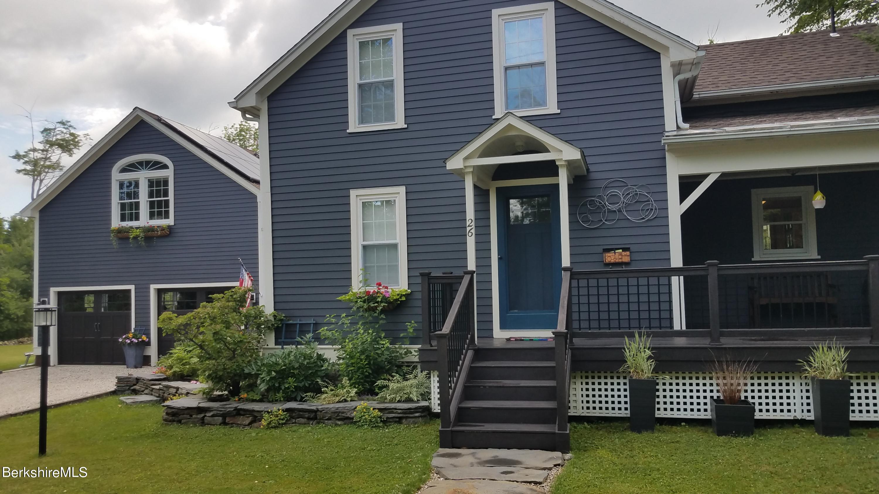 Property located at 26 Willow Ln Lenox MA 01240 photo