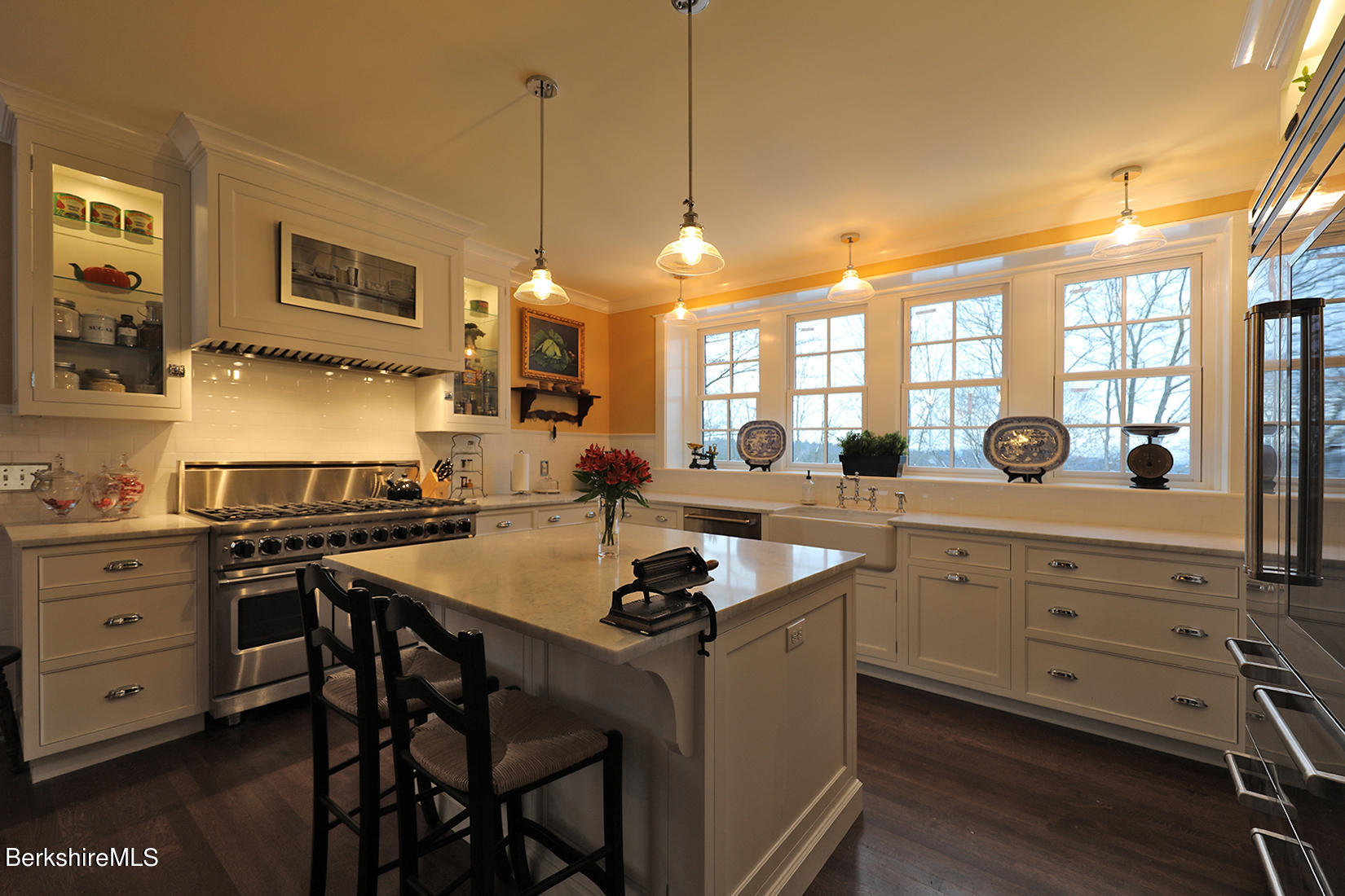 Property located at 399 Under Mountain Rd Lenox MA 01240 photo
