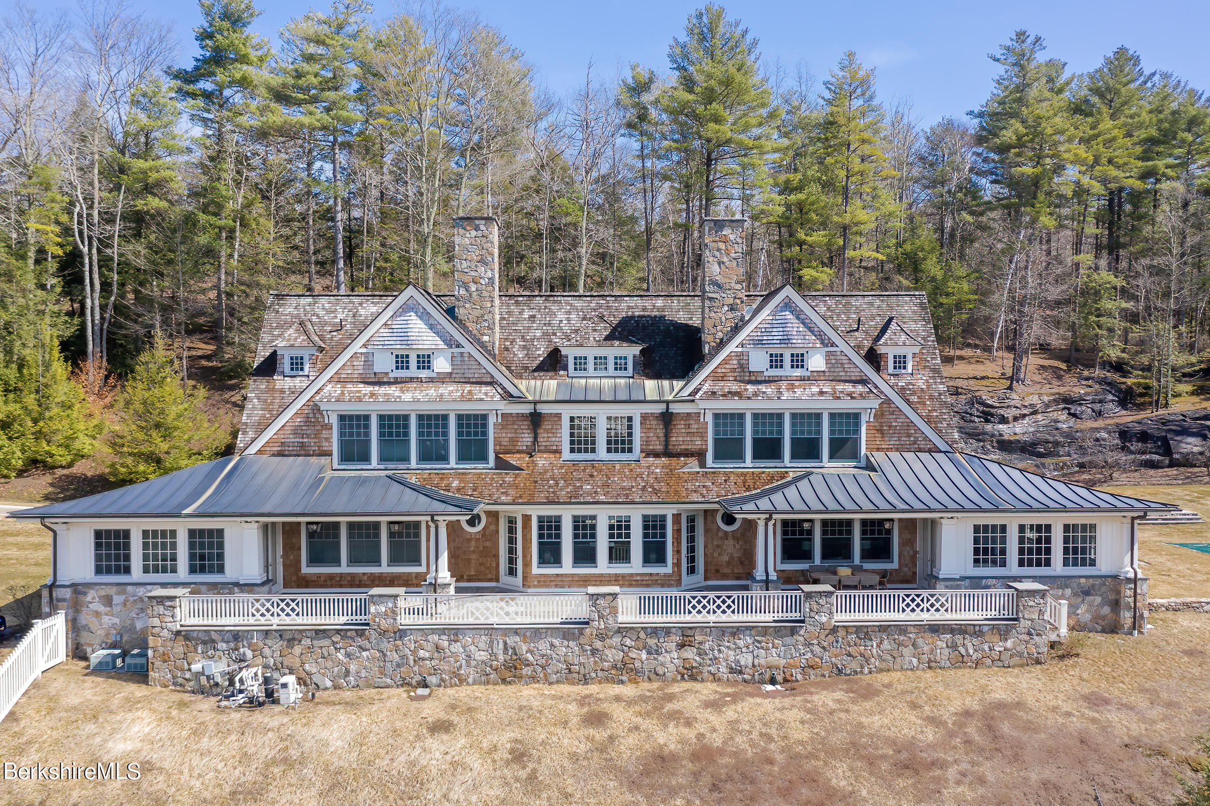 Property located at 14 Stone Hill Rd Stockbridge MA 01262 photo