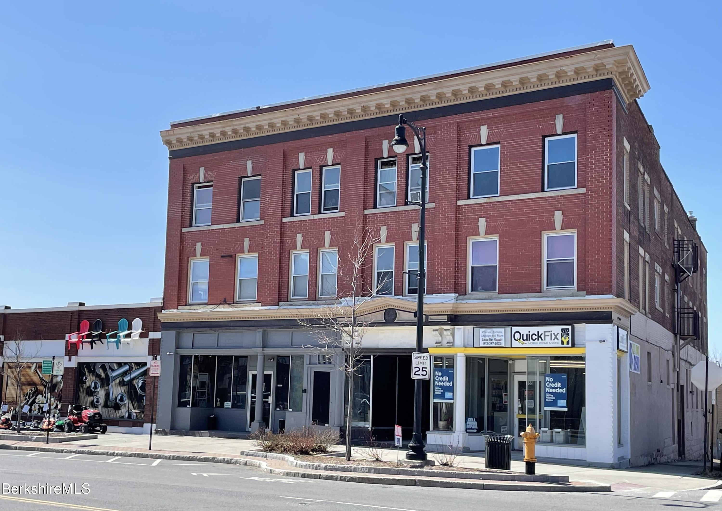 Property located at 549-555 North St  Pittsfield MA 01201 photo