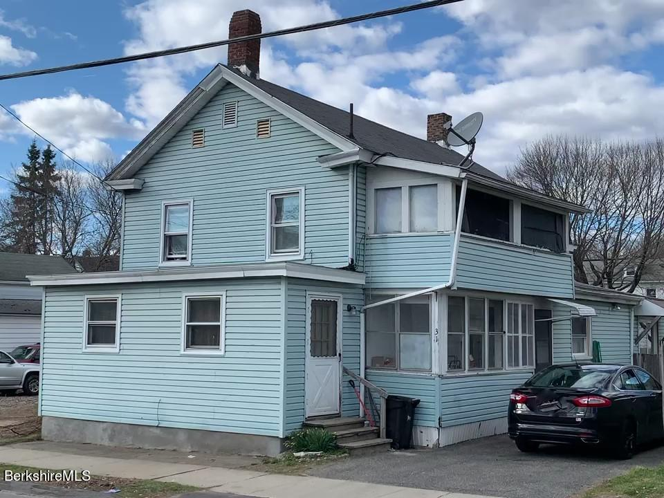 31 Lincoln St  Pittsfield MA 01201