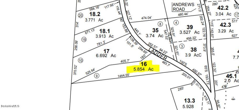 Property located at 0 Jacobs Ladder Rd Becket MA 01223 photo