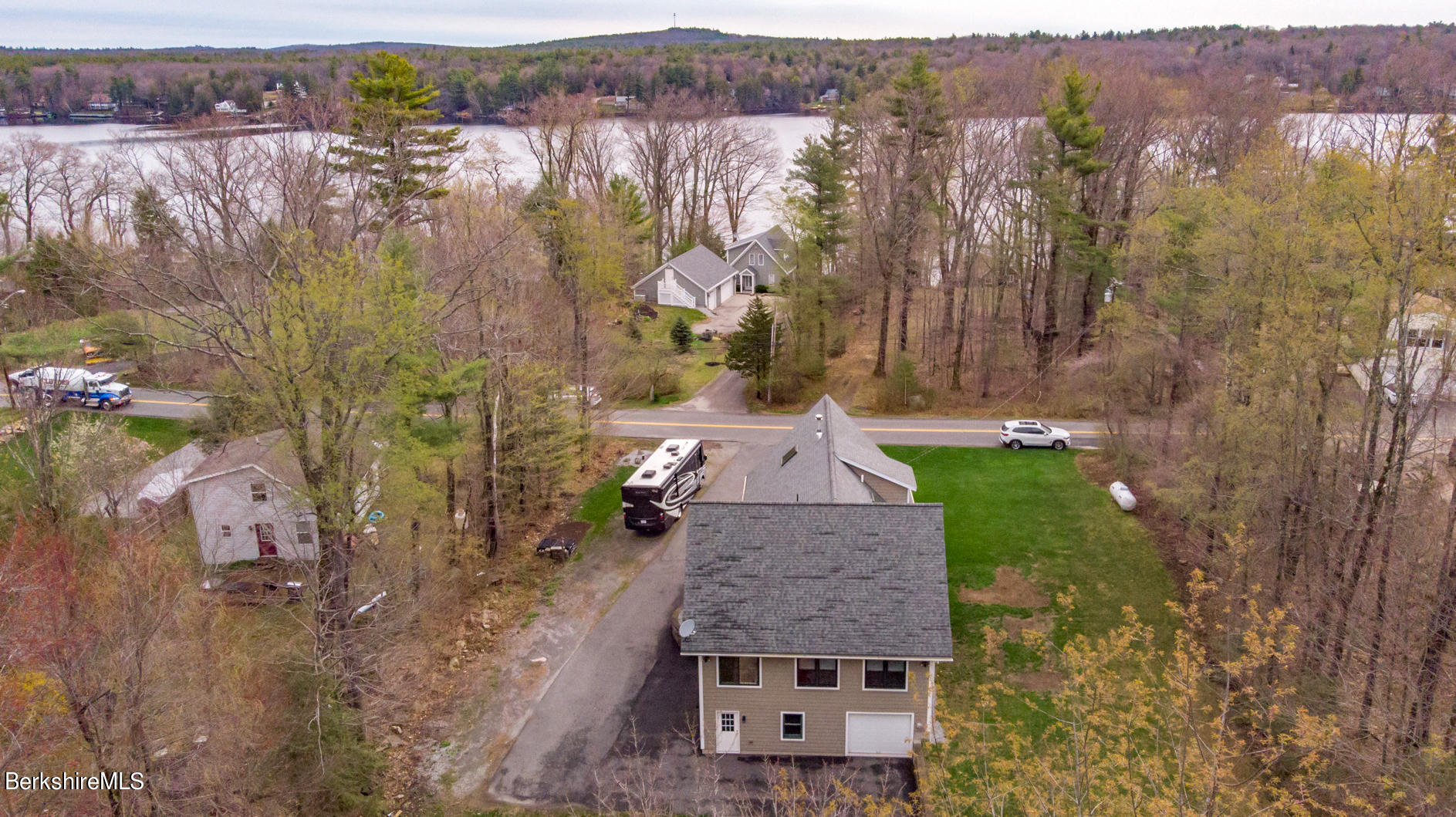 Property located at 464 Pine Rd Otis MA 01253 photo