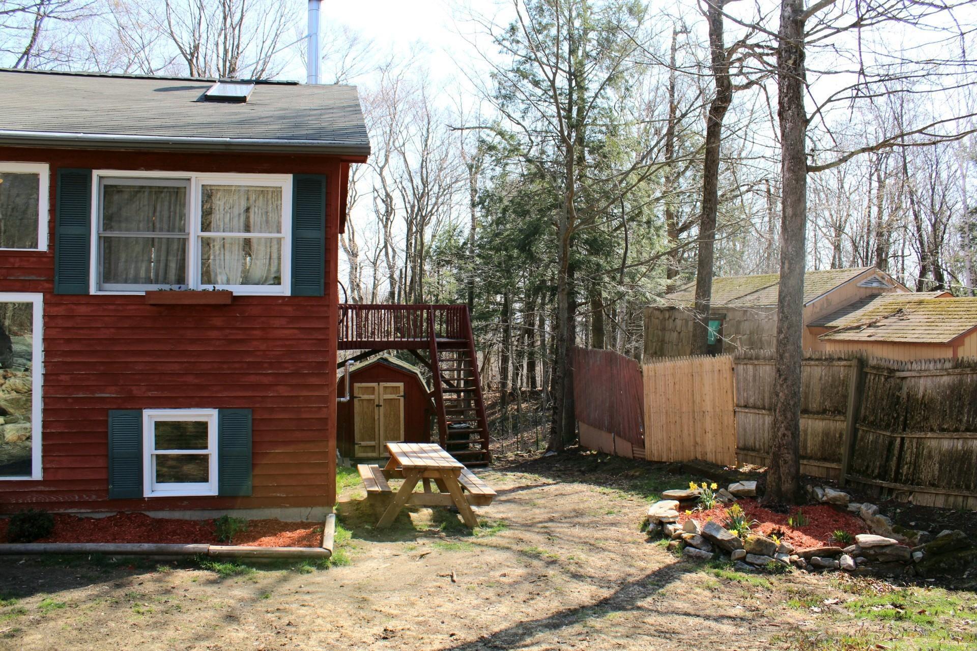 Property located at 193 Black Arrow Way Becket MA 01223 photo