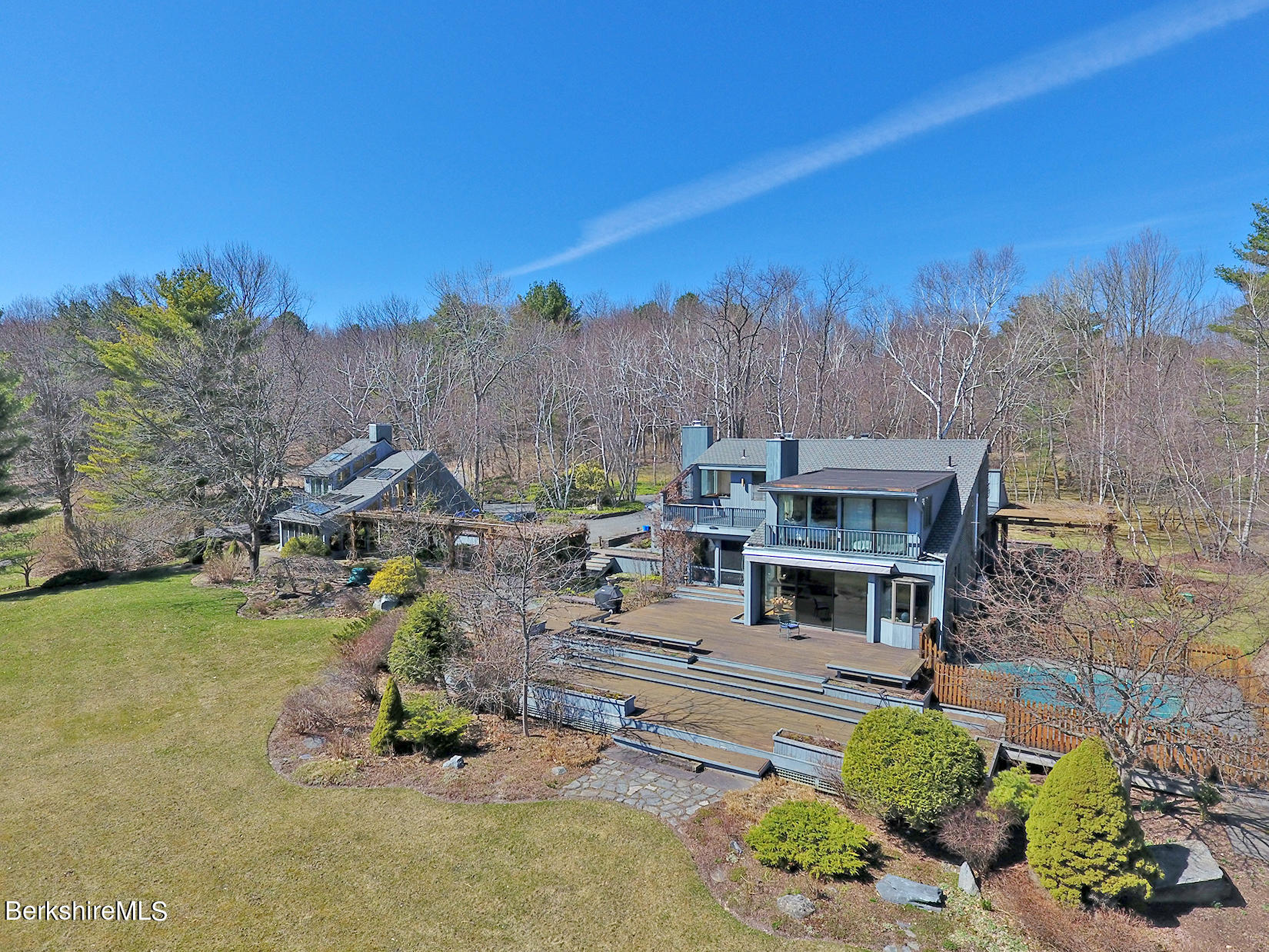 Property located at 12 Red Rock Rd West Stockbridge MA 01266 photo