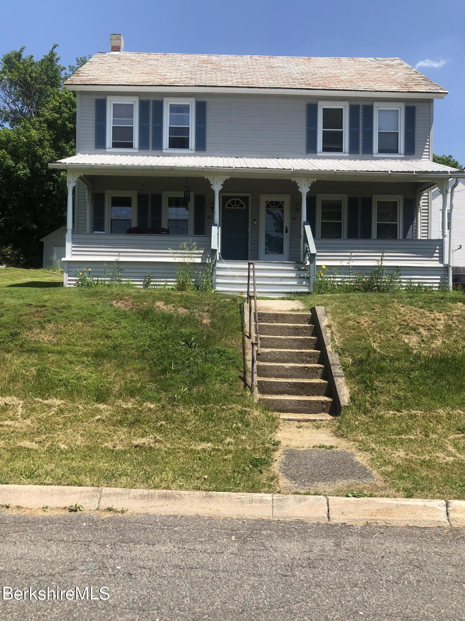 Property located at 64-66 Central Ave  North Adams MA 01247 photo