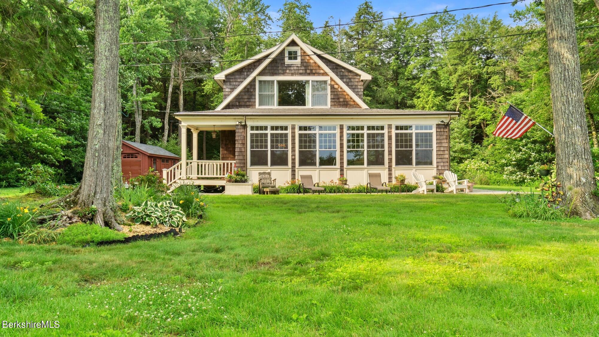 Property located at 55 Fern Dr Otis MA 01253 photo