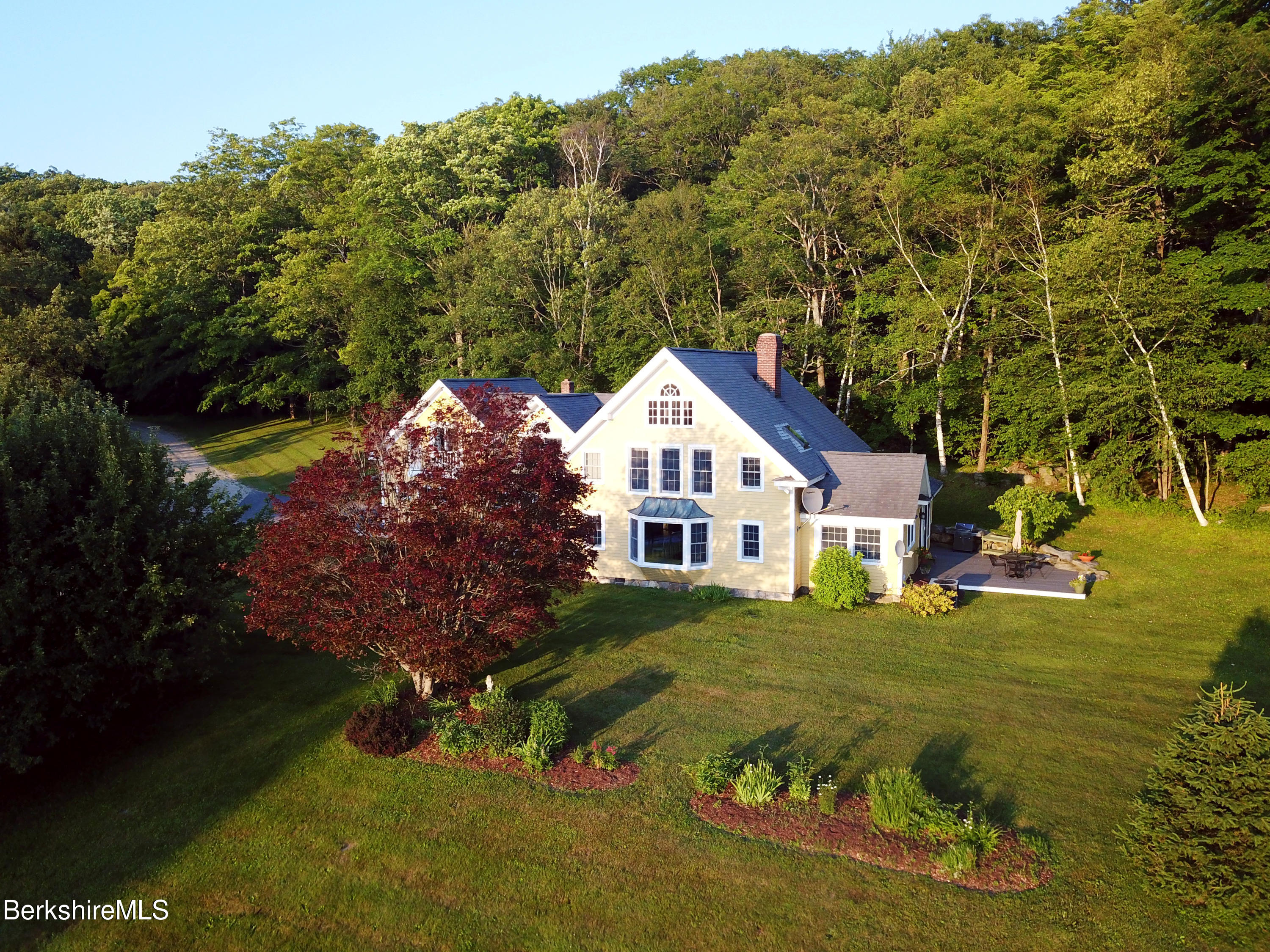 Property located at 212-214 Blue Hill Rd Rd Monterey MA 01245 photo