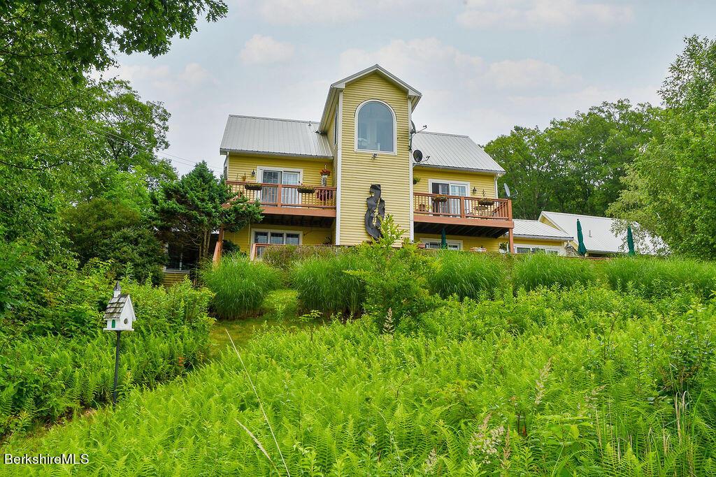 Property located at 78 Mountain Rd Mt Washington MA 01258 photo
