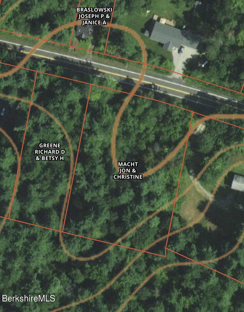 Property located at Lot# 123 Otis Rd Otis MA 01253 photo