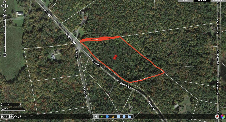 0 Skyline Trail Middlefield MA 01243
