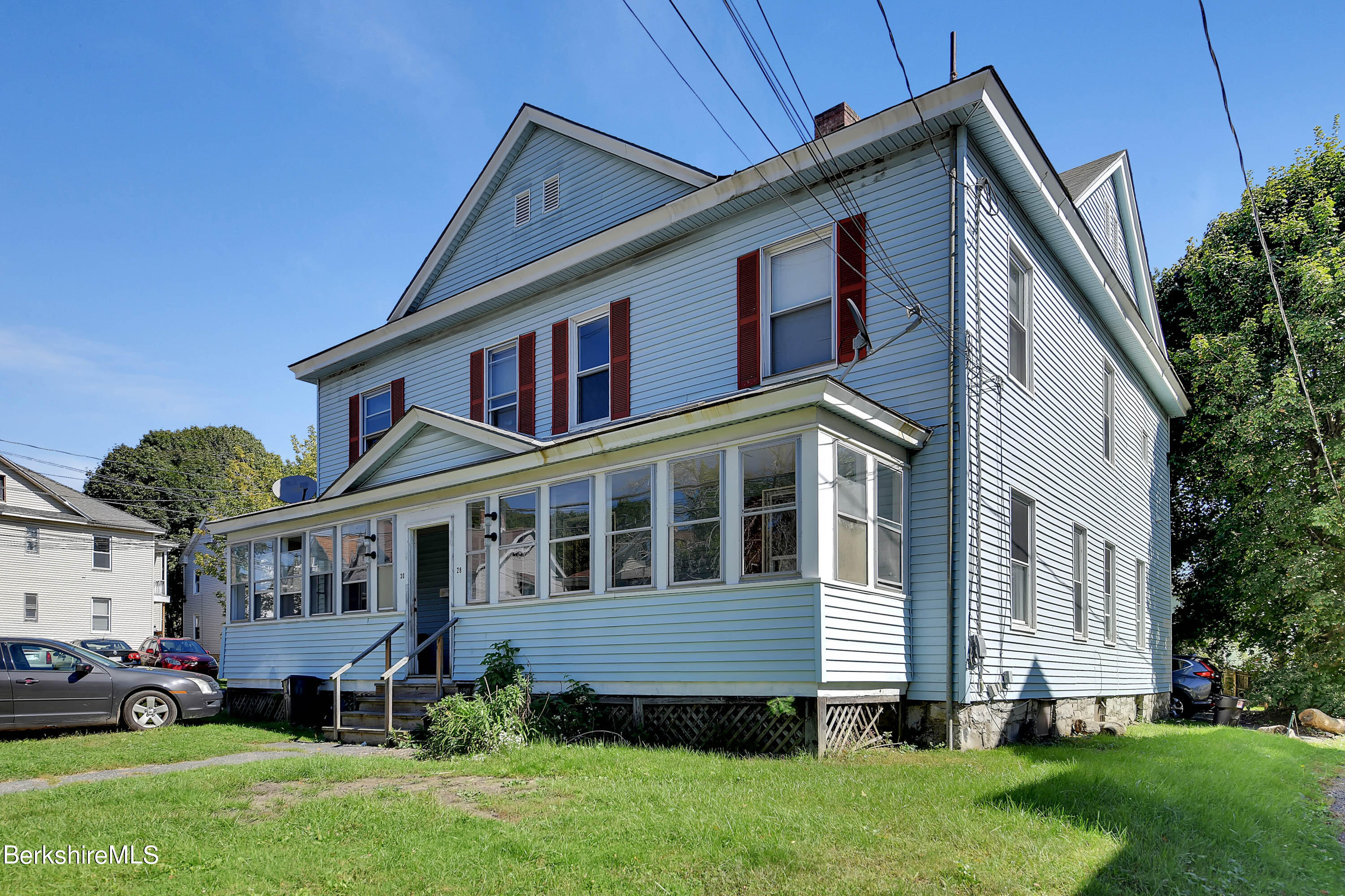 28 Brown St  Pittsfield MA 01201
