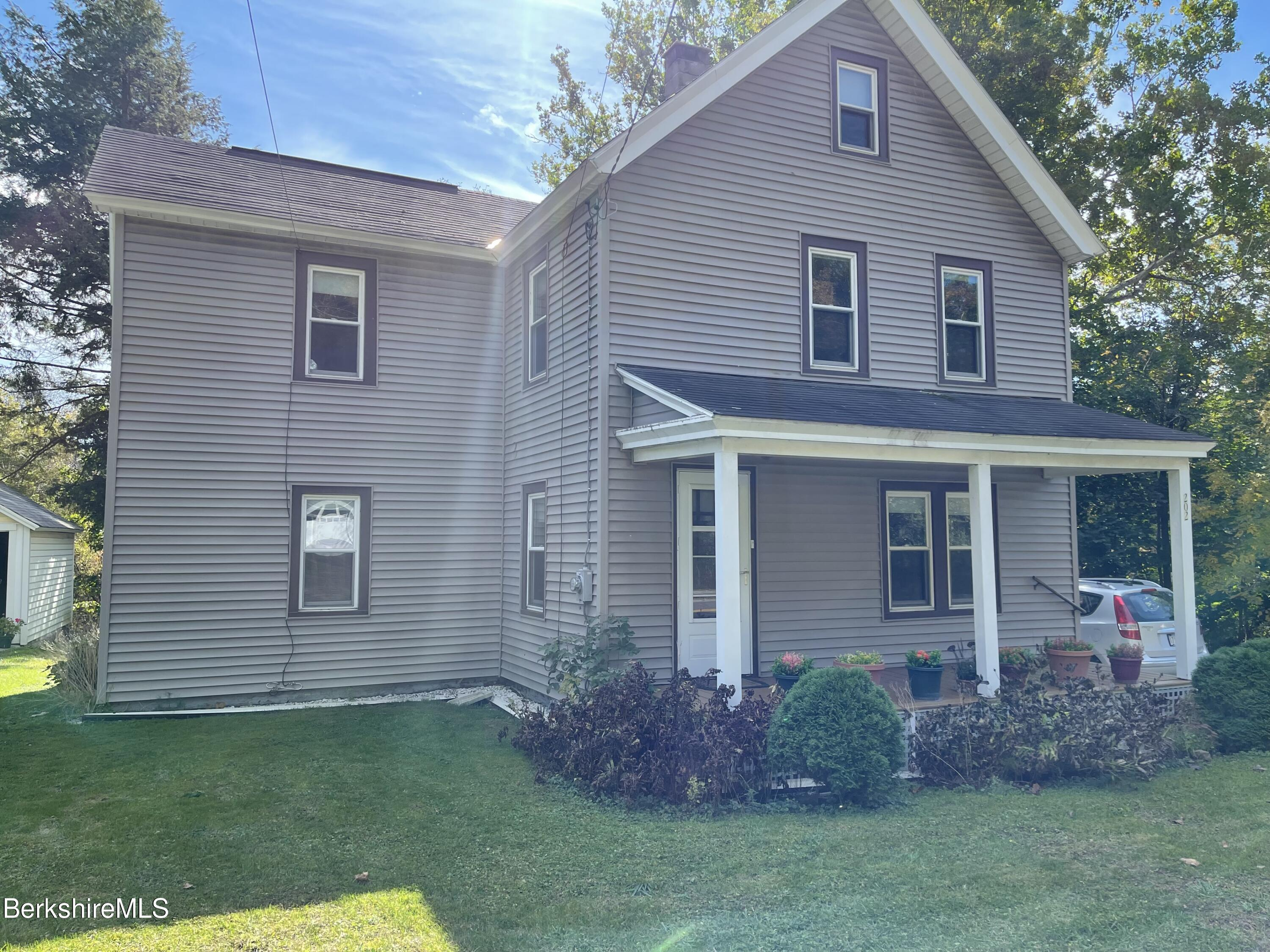 202 Cold Spring Rd Williamstown MA 01267