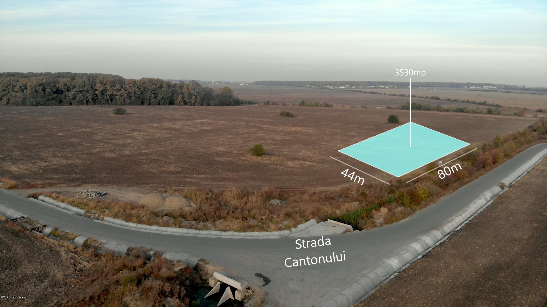 Vanzare Teren Intravilan 3530 m²