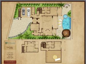 El Encanto, Home Site #22-