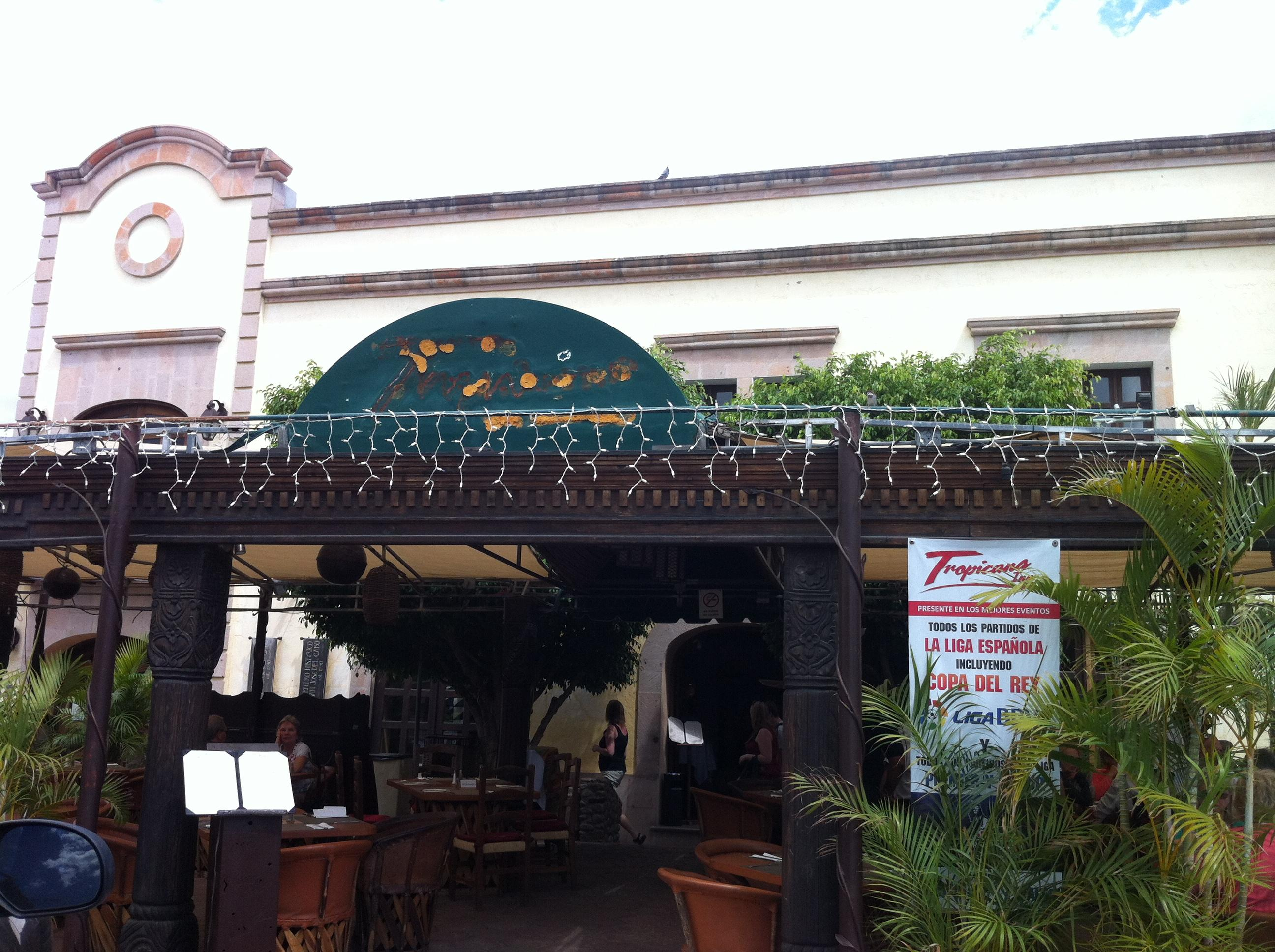 Hotel & Restaurant Tropicana-20