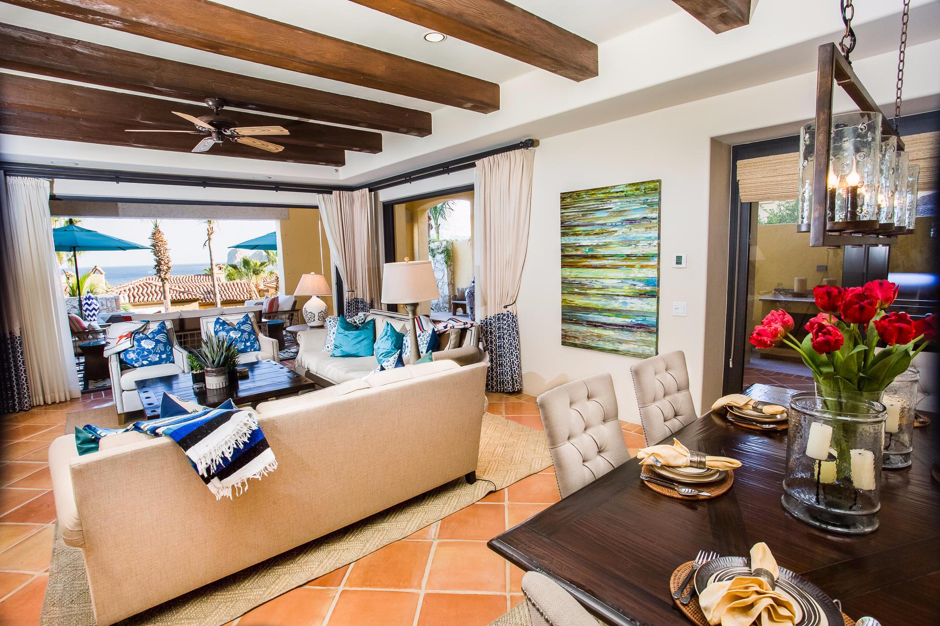 Cabo San Lucas, 3 Bedrooms Bedrooms, 3 Rooms Rooms,3 BathroomsBathrooms,Condo,For Sale,Hacienda Residences,16-58