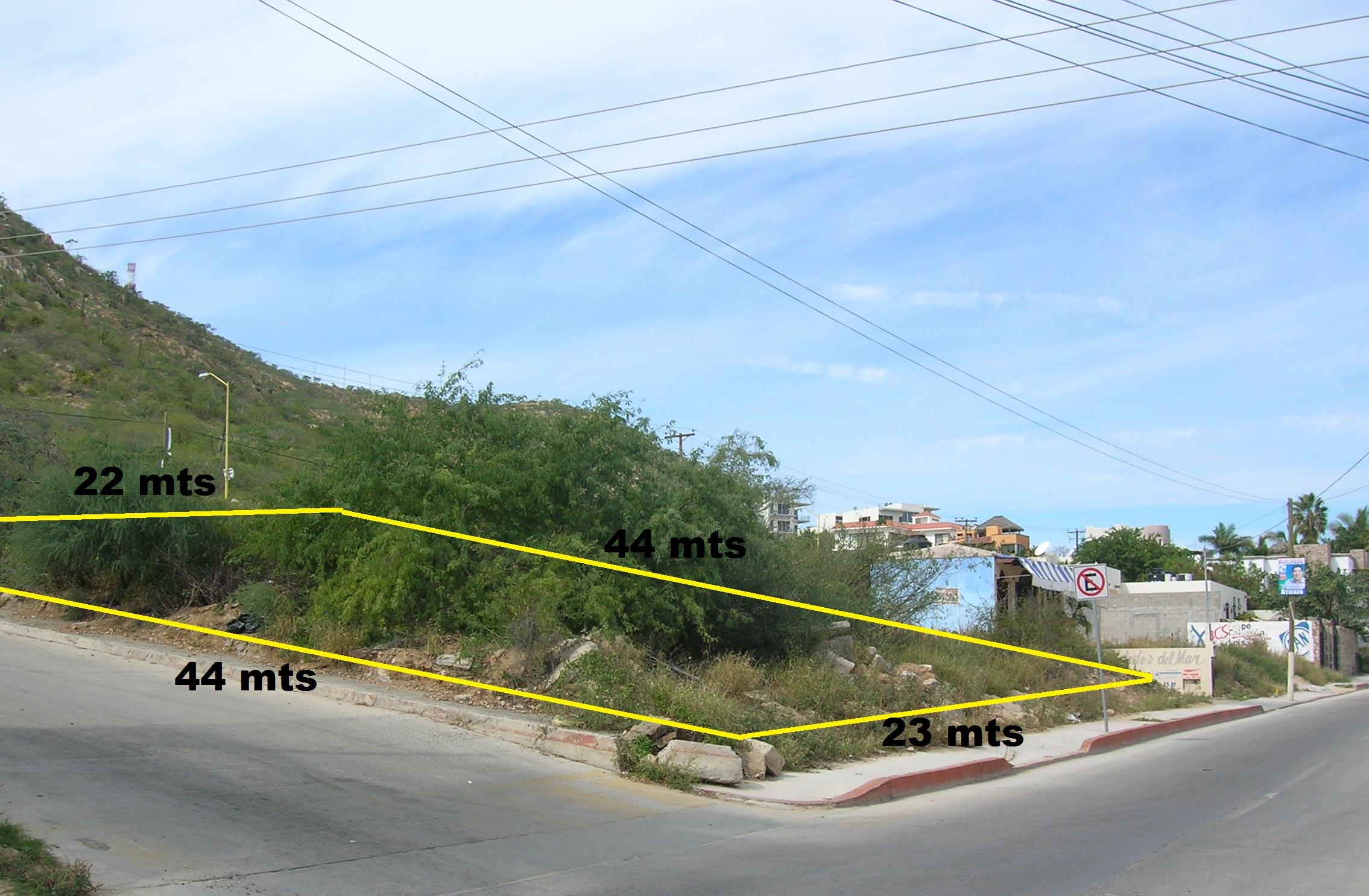 Cabo San Lucas, ,Land,For Sale,Av Cabo San Lucas,13-1214