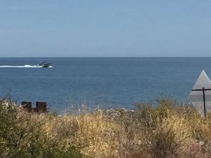 ocean front land