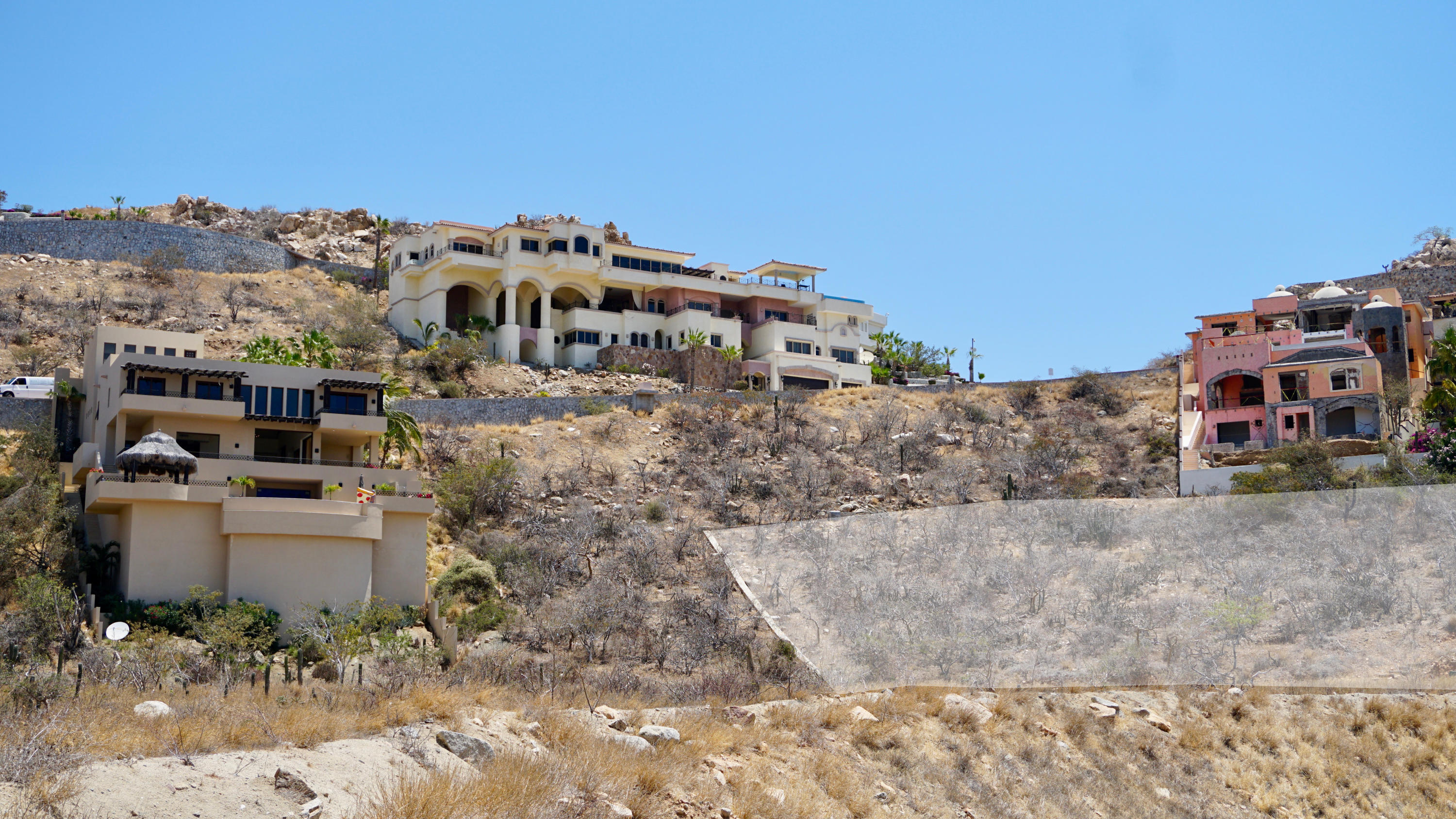Cabo San Lucas, ,Land,For Sale,Camino del Club,17-1270