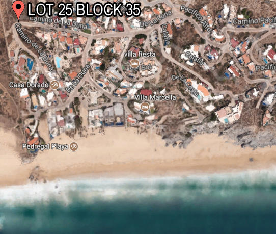 Cabo San Lucas, ,Land,For Sale,Pedregal de Cabo San Lucas,17-1574