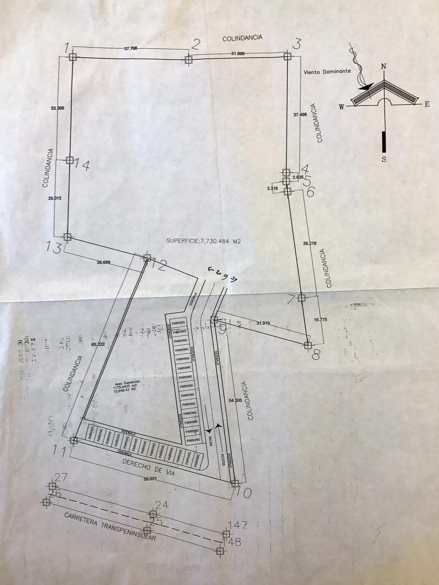 East Cape, ,Land,For Sale,Highway Frontage Comm. Prop.,17-1821