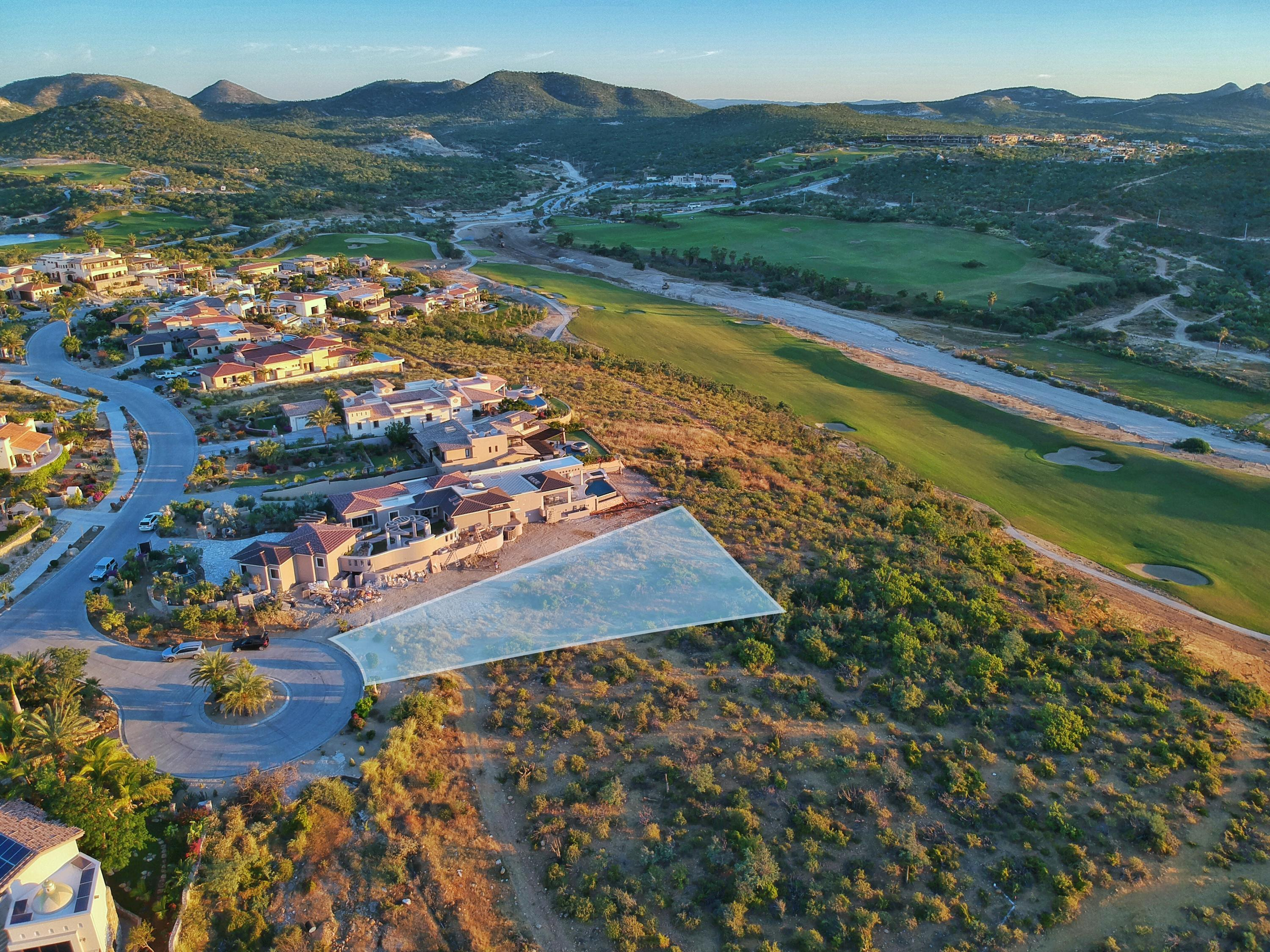 San Jose del Cabo, ,Land,For Sale,Retorno Mision San Diego,17-2368