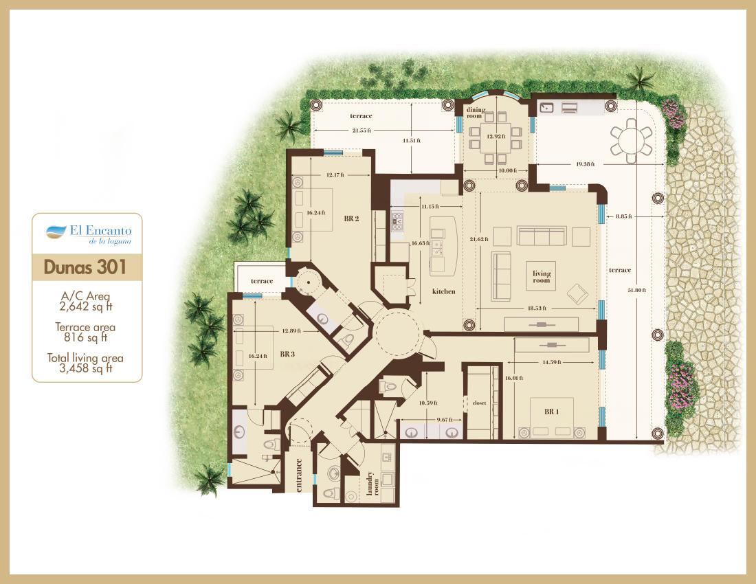 Las Dunas Building-2
