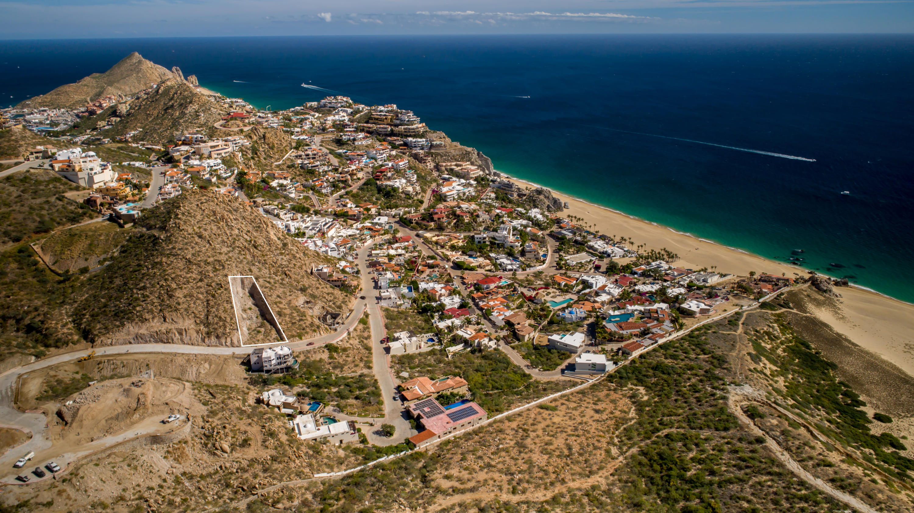 Cabo San Lucas, ,Land,For Sale,Camino del Sol,18-143