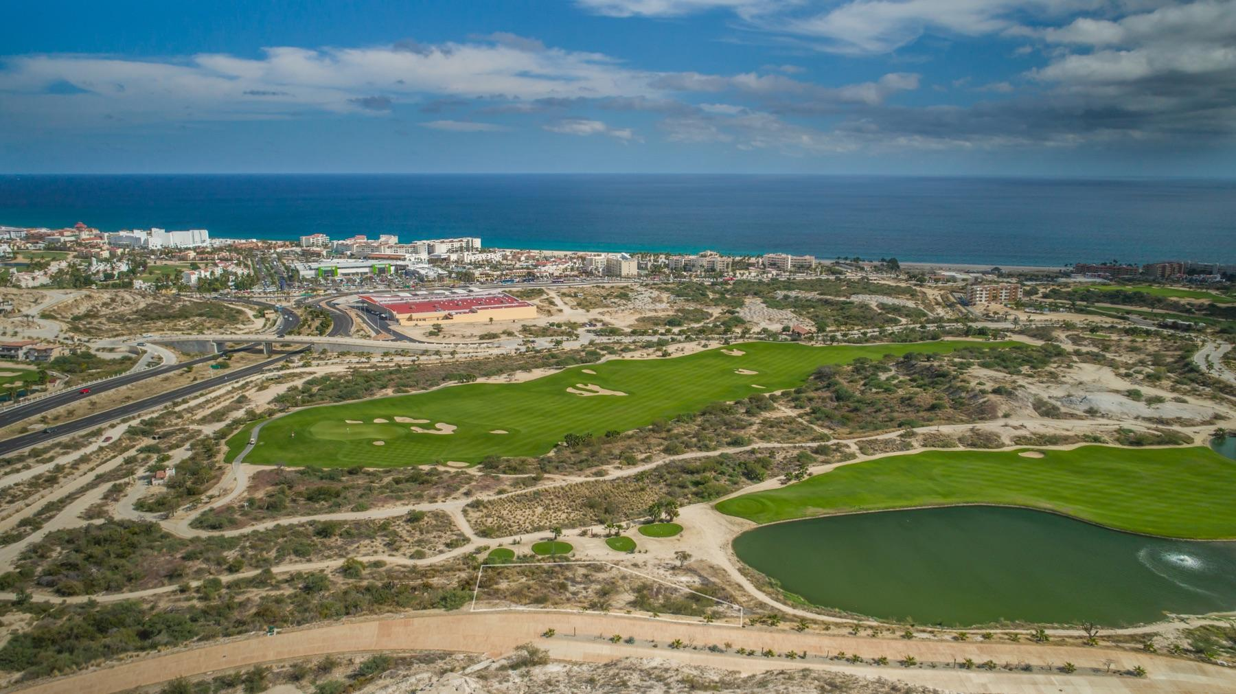San Jose del Cabo, ,Land,For Sale,Lago Hondo,18-490