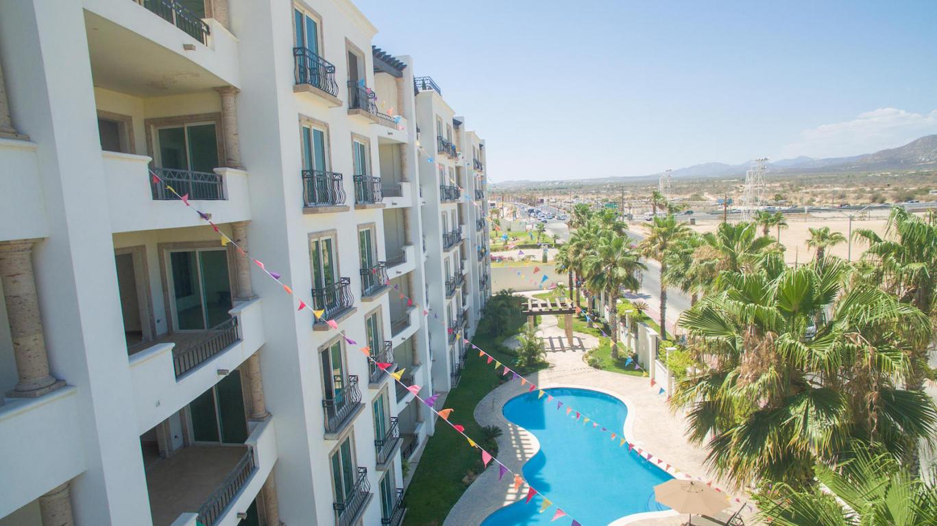 Puerta Cabos Village Level 4-14