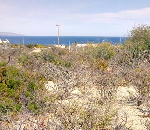 Town Lot with Ocean Views