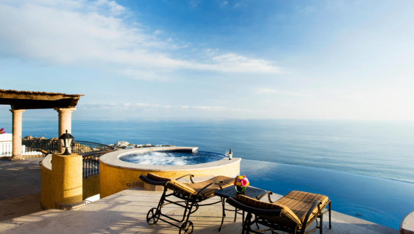 Cabo San Lucas, 5 Bedrooms Bedrooms, ,6 BathroomsBathrooms,House,For Sale,Calle del Cielo, Pedregal,18-978
