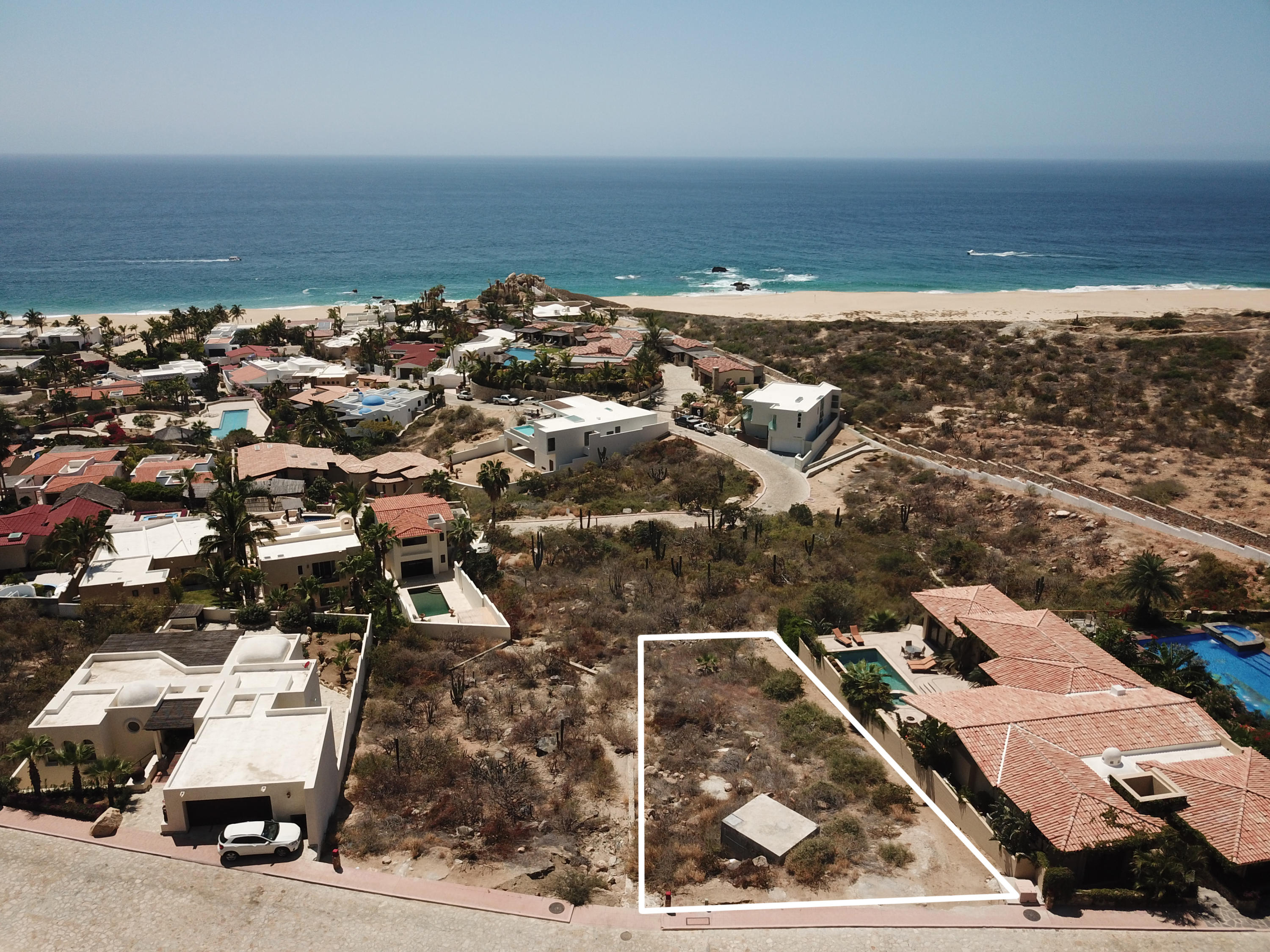 Cabo San Lucas, ,Land,For Sale,Camino del Sol,18-810