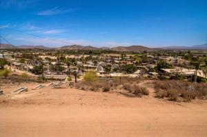 Downtown Pescadero Hillside