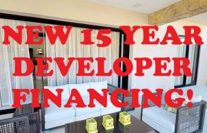 2 Bdrm New 15 Year Financing!