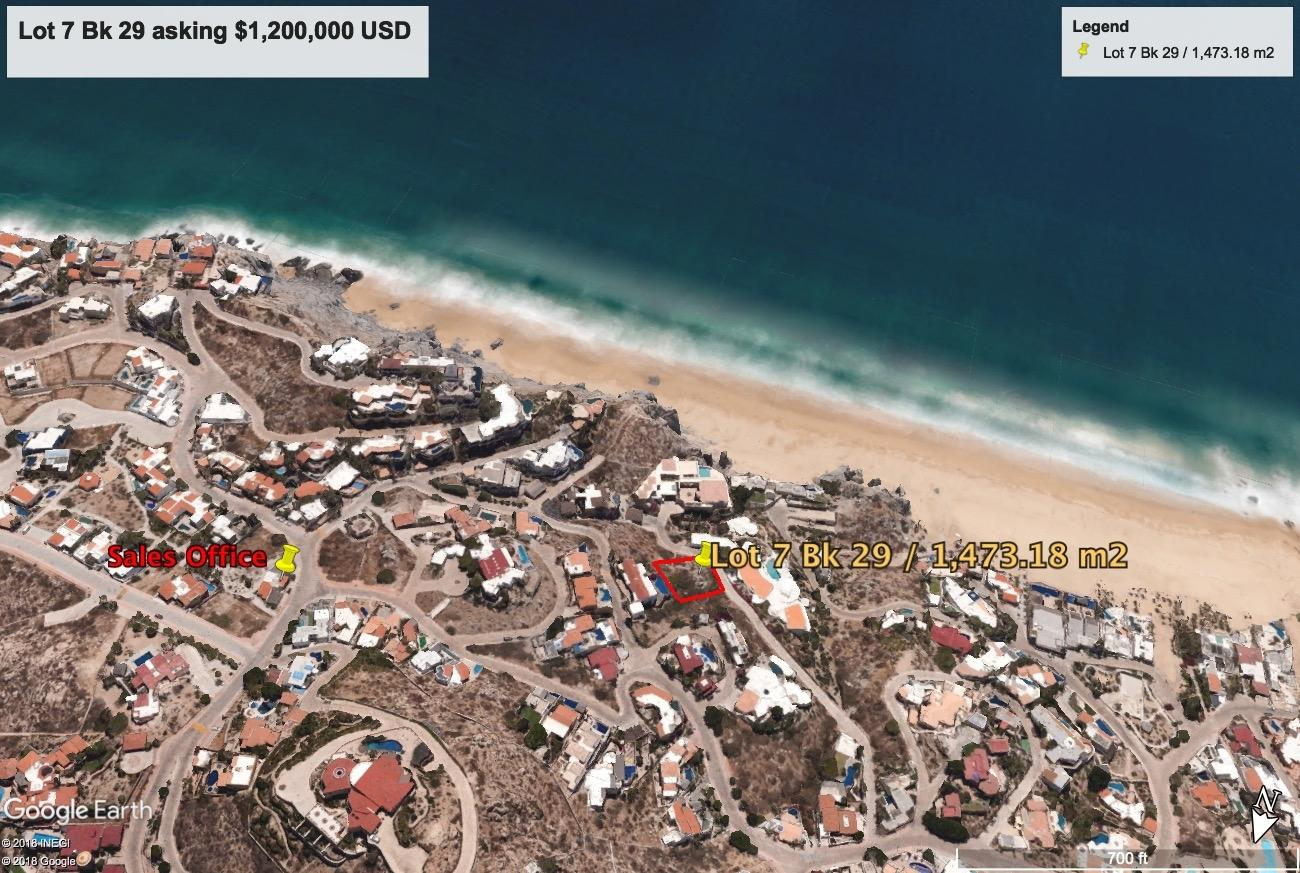 Cabo San Lucas, ,Land,For Sale,Callejon Calafia,18-1421
